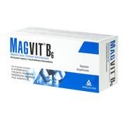 Magvit B6, tabletki dojelitowe, 50 szt.