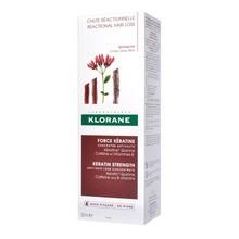 Klorane Cure de Force, kuracja wzmacniająca, odżywka przeciw reakcyjnemu wypadaniu włosów, 125 ml