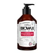 Biovax Czerwona Ekoglinka, myjąca odżywka do włosów z glinką, 200 ml