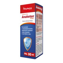 Anaketon, krople, 30 ml