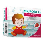 Microduo, krople doustne, 20 ml