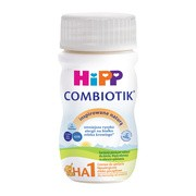 HiPP 1 HA Combiotik, mleko początkowe w płynie, 90 ml
