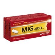 MIG, 400 mg, tabletki powlekane, 2x10 szt.
