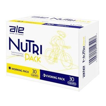 ALE Active Life Energy NutriPack, kapsułki, 60 szt. (30 szt. + 30 szt.)