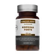 Singularis Kofeina forte 200 mg, Superior, kapsułki, 60 szt.
