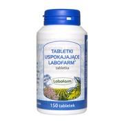Tabletki uspokajające Labofarm, 150 szt.