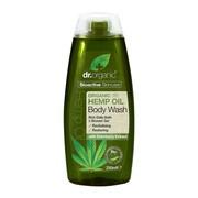 Dr.Organic Hemp Oil, żel do mycia ciała z organicznym olejem z konopi siewnych, 250 ml