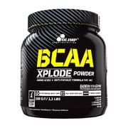 Olimp BCAA Xplode Powder, proszek, smak fruit punch, 500 g