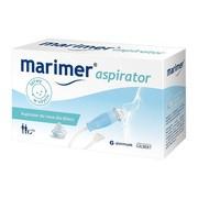 Marimer, aspirator do nosa dla dzieci, 1 szt.