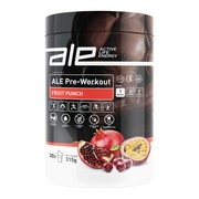ALE Active Life Energy PreWorkOut, Fruit Punch, proszek, 315 g