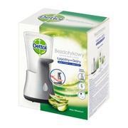 Dettol, bezdotykowy aplikator mydła w płynie, aloes i witamina E, 250 ml