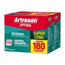 Artresan Optima, kapsułki, 180 szt. (90 szt. x 2 opakowania)