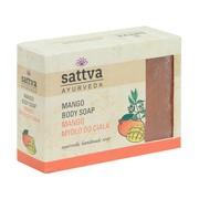 Sattva, mydło glicerynowe, mango, 125 g