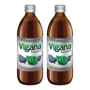 Zestaw Promocyjny Vigana Karczoch, sok, 500 ml x 2 opakowania