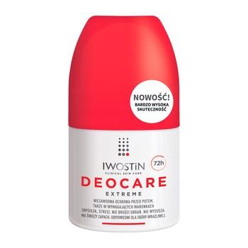 Iwostin Deocare Extreme Antyperspirant, 50 ml
