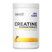 OstroVit CREATINE MONOHYDRATE, smak cytrynowy, proszek, 500 g