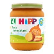 HiPP BIO, dynia z ziemniakami, po 4. miesiącu, 125 g