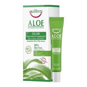 Equilibra, aloesowe serum wypełniające z efektem natychmiastowym, 20 ml