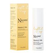 Nacomi Next LVL, serum z witaminą C 15%, 30 ml