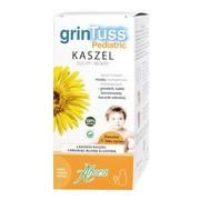 GrinTuss Pediatric, syrop na kaszel suchy i mokry, 210 g