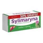 Sylimaryna Tabletki z Wadowic, tabletki, 30 szt. + 30 szt.