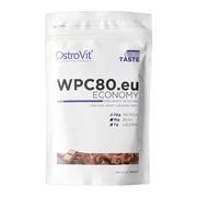 OstroVit WPC80.eu ECONOMY, smak czekoladowy, proszek, 700 g