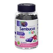 Sambucus Kids, żelki, 60 szt