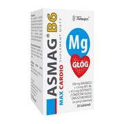 Asmag B6 Max Cardio, tabletki, 30 szt.