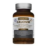 Singularis Calcium naturalny wapń + witamina D3, kapsułki, 120 szt.