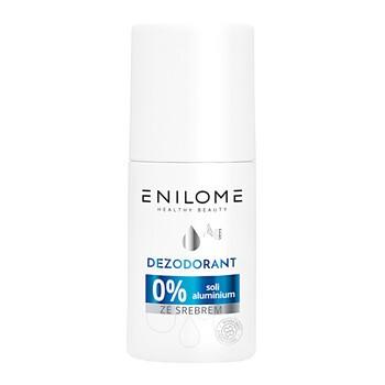 Enilome Healthy Beauty, dezodorant ze srebrem, roll-on, 50 ml