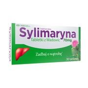 Sylimaryna Tabletki z Wadowic, tabletki, 30 szt.