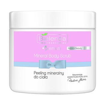 Bielenda Professional, Natural Beauty, peeling mineralny do ciała, 650 g