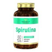 Spirulina, kapsułki, (Noble Health), 60 szt.