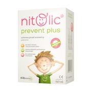 Pipi Nitolic Prevent Plus, spray przeciw wszawicy, 150 ml (2 x 75 ml)