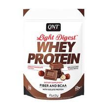 QNT Light Digest Whey Protein, proszek, smak kremu z orzechów laskowych i czekolady, 500 g