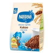Nestle, kaszka mleczno-ryżowa kakao po 12. miesiącu, 230 g
