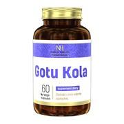 Gotu Kola, kapsułki, 60 szt. (Noble Health)