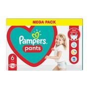 Pampers Pants 6 (15+ kg), pieluchomajtki jednorazowe, 84 szt.