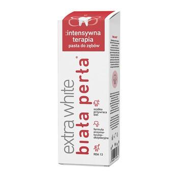 Biała Perła, Intensywna Terapia, pasta do zębów, 75 ml