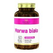Morwa Biała, kapsułki, (Noble Health), 60 szt.