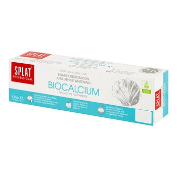 Splat Biocalcium, pasta do zębów, 100 ml