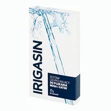 Irigasin, zestaw uzupełniający do płukania nosa i zatok, 30 saszetek