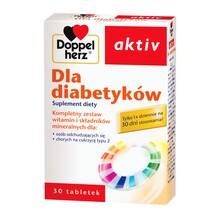 Doppelherz aktiv Dla Diabetyków, tabletki, 30 szt.
