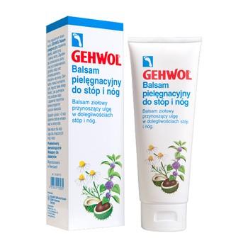 Gehwol Bein-Balsam, balsam pielęgnacyjny do stóp i nóg, 125 ml