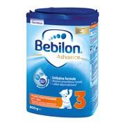 Bebilon 3 Pronutra-Advance, mleko modyfikowane, proszek, 800 g