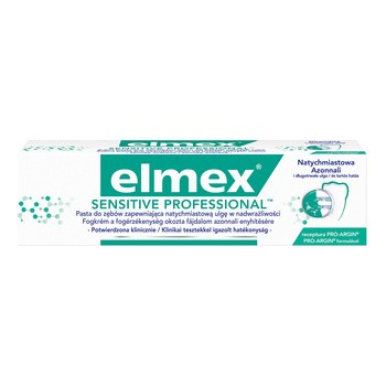 Elmex, Sensitive Professional, pasta do zębów, 75 ml