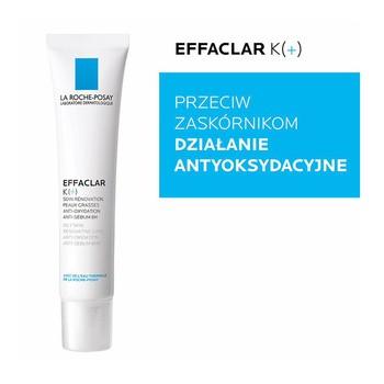 La Roche-Posay Effaclar K+, odnawiający krem do skóry tłustej, 40 ml