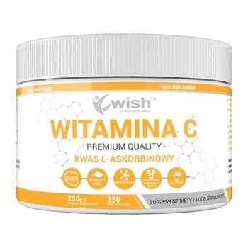 Wish Witamina C, proszek, 250 g
