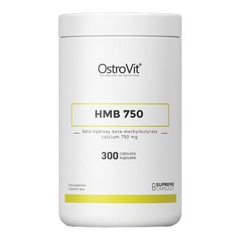 OstroVit HMB 750, kapsułki, 300 szt.