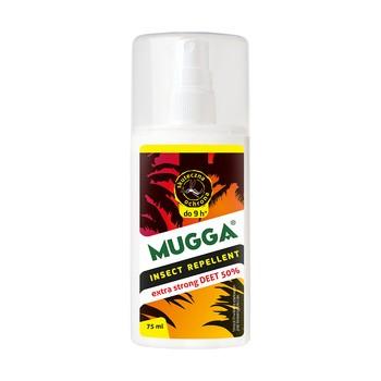 Mugga Spray 50% DEET, spray, 75 ml